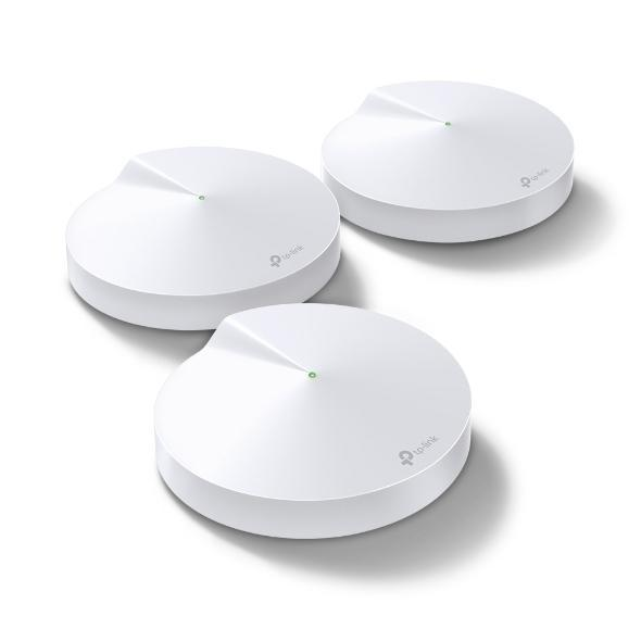 1350369885 wireless routers tp link deco m9 plus deco m9 plus3 pack