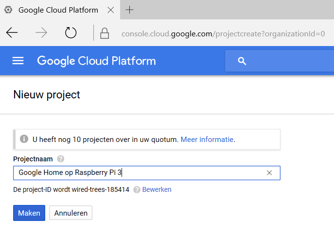 home google cloud platform 2